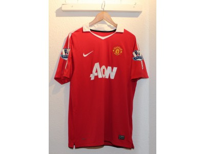 Manchester United home jersey 2010/11 - Chicharito 14