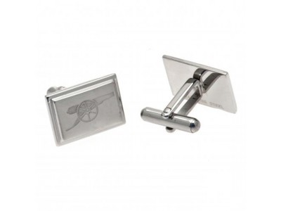 Arsenal Fc Stainless Steel Cufflinks Gn
