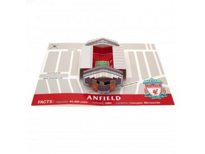 Liverpool FC Pop-Up Birthday Card