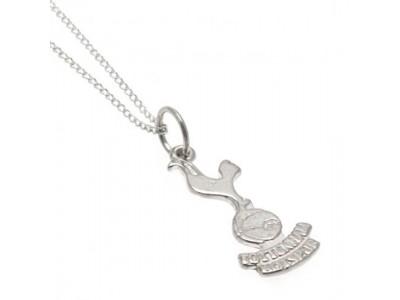 Tottenham Hotspur FC Sterling Silver Pendant & Chain
