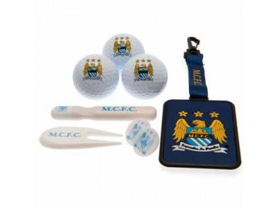 Manchester City FC Premium Golf Gift Set