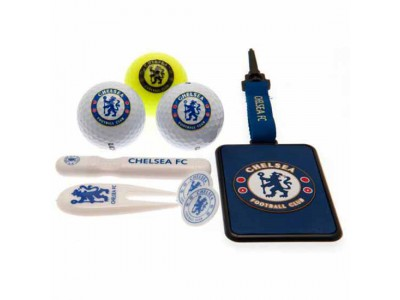 Chelsea FC Premium Golf Gift Set