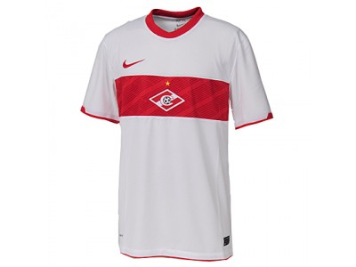 Spartak Moscow away jersey 2011/12