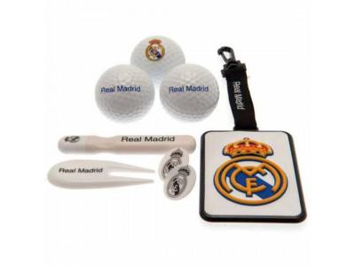 Real Madrid FC Premium Golf Gift Set