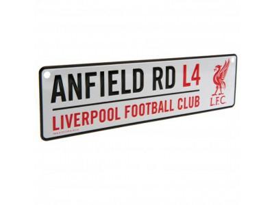 Liverpool FC Window Sign
