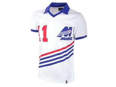 Montreal Manic 1981 Retro Football Shirt