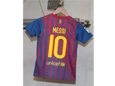 FC Barcelona home jersey 2011/12 - youth - Messi 10