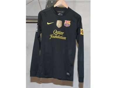 Barcelona away jersey L/S 2011/12 - Neymar JR 7