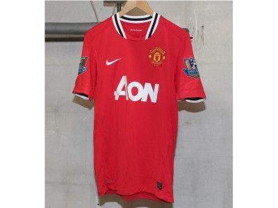 Manchester United home jersey 2011/12 - Champs 10/11