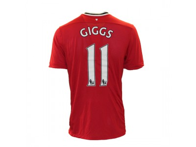 Manchester United home jersey 2011/12 - Giggs 11