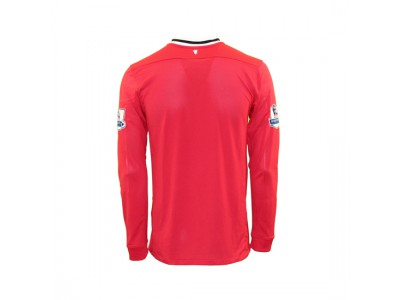 Manchester United home jersey L/S 2011/12 - EPL