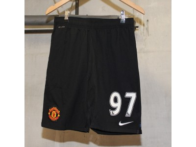 Manchester United away shorts 2011/12 - boys - 97