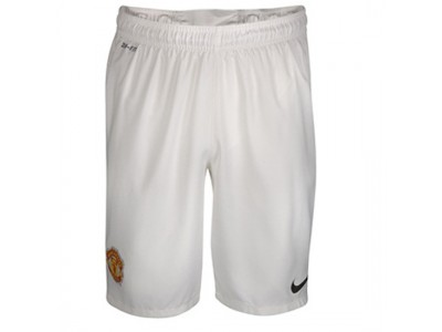 Manchester United home shorts 2011/12 - youth