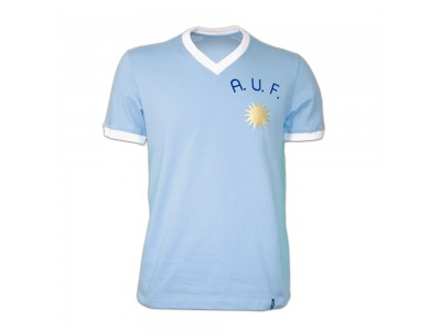 Uruguay 1970's Retro Shirt - by Copa