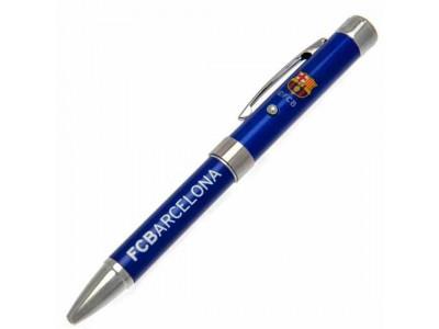 FC Barcelona Metal Projector Pen BL