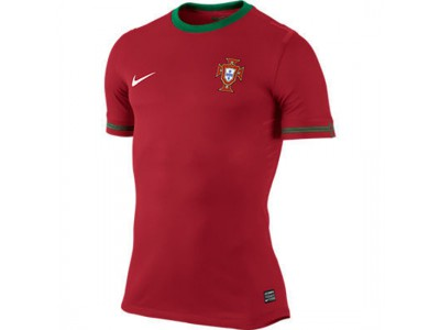 Portugal home jersey authentic 2012