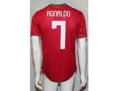 Portugal home jersey 2012 - Ronaldo 7
