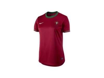 Portugal home jersey EURO 2012 womens