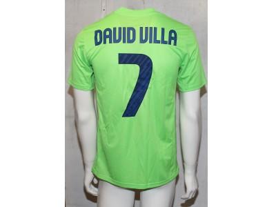 Nike teamsport jersey - David Villa 7