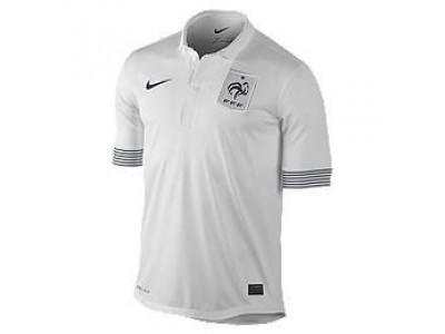 France Away Jersey EURO 2012