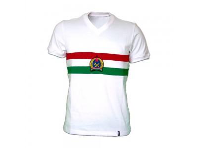 Hungary Away 1950's Retro Shirt