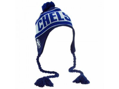 Chelsea FC Hat Trick Knit Hat