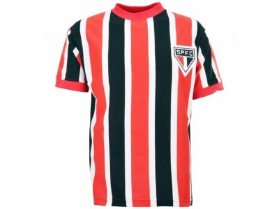 Sao Paulo 1970 Retro Football Shirt