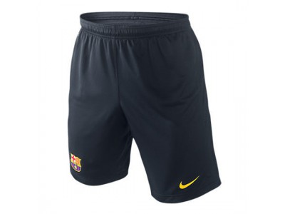 FC Barcelona longer knit shorts 2012/13