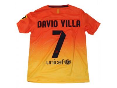 Barcelona away jersey 2012/13 - youth - DV7