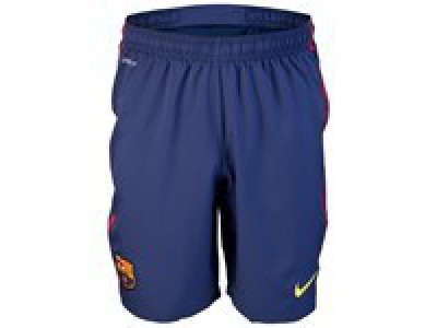 FC Barcelona Home Shorts 2012/13 - Youth