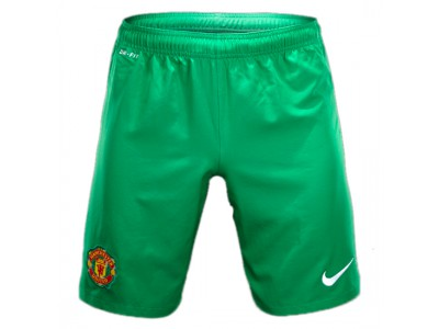 Manchester United goalie shorts 2012/13 - youth