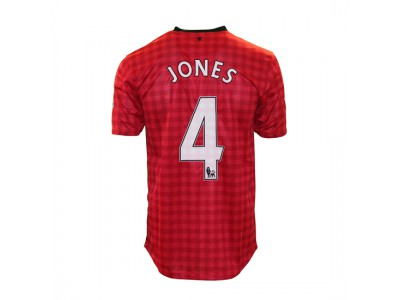 Manchester United home jersey 2012/13 - Jones 4