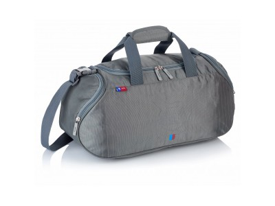 FC Barcelona duffel bag - grey