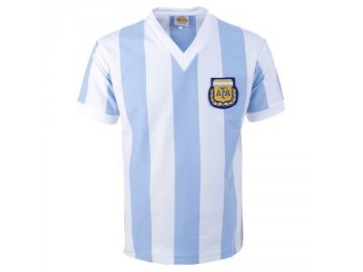 Argentina 1982 World Cup Retro Jersey
