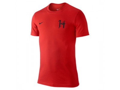 Manchester United tee 2012 - Chicharito 14 - red - youth