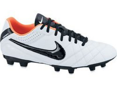 Tiempo Natural FG Cleats - White Label