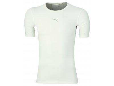 Puma Compression Top S/S - Men's, White