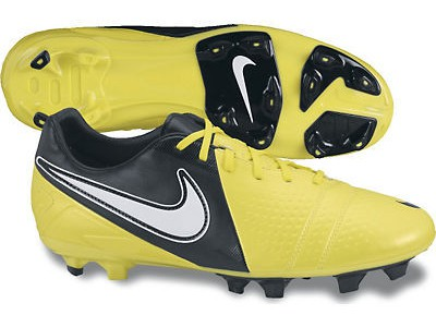 CTR 360 Libretto FG Cleats - Yellow