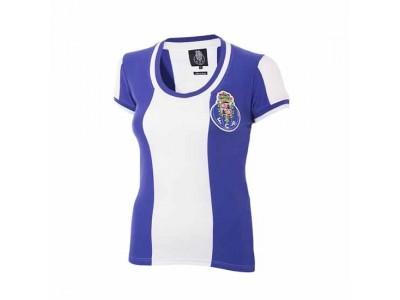 FC Porto 1971 - 72 Womens Retro Football Shirt