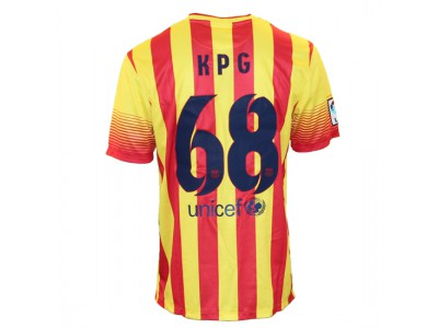 FC Barcelona away jersey 2013/14 - KPG 68