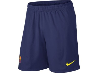 FC Barcelona Home Shorts 2013/14 - Youth