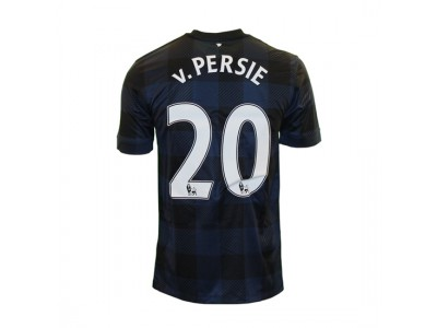 Manchester United away jersey 2013/14 - v. Persie 20