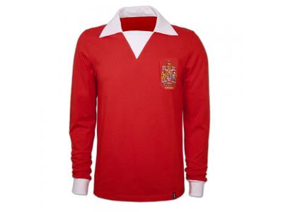 Canada 1977 Long Sleeve Retro Shirt