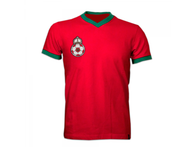 Morocco 1970 Short Sleeve Retro Shirt