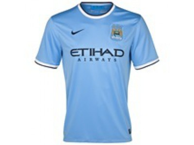 Manchester City Home Jersey 2013/14 - Women's