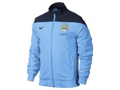 Manchester City sideline jacket 2013/14