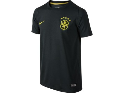 Brazil Third Jersey 2014 World Cup - Youth