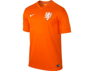 Holland Home Jersey 2014 World Cup