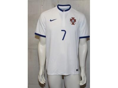 Portugal away jersey 2014 - Ronaldo 7