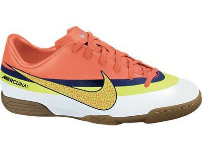 CR7 mercurial vortex indoor court soccer shoes